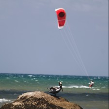 Kite surfing: Prepare to realise Da Vinci's dream