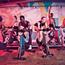 Pedal power: London's latest fitness cult